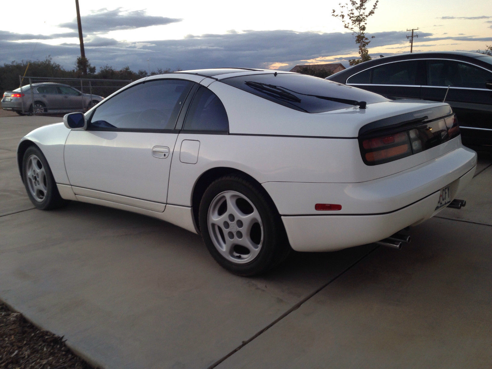 1990 Nissan 300ZX ONE OWNER CLEAN TITLE for sale in ...