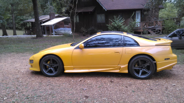 1990 nissan 300zx twin turbo 5 speed t top. Black Bedroom Furniture Sets. Home Design Ideas