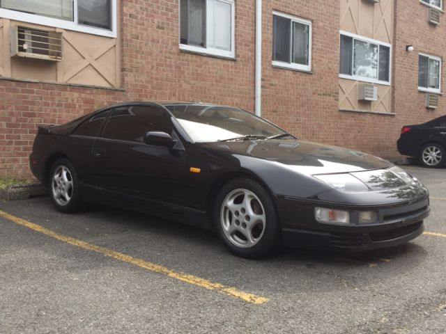 1990 nissan 300zx twin turbo w t tops rhd right hand drive low miles. Black Bedroom Furniture Sets. Home Design Ideas