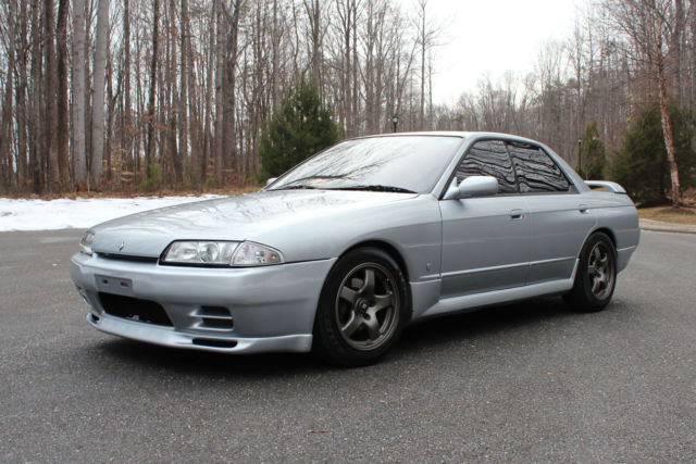 1990 Nissan R32 Skyline GTS-T Type M 4 Door 100% Legal ...