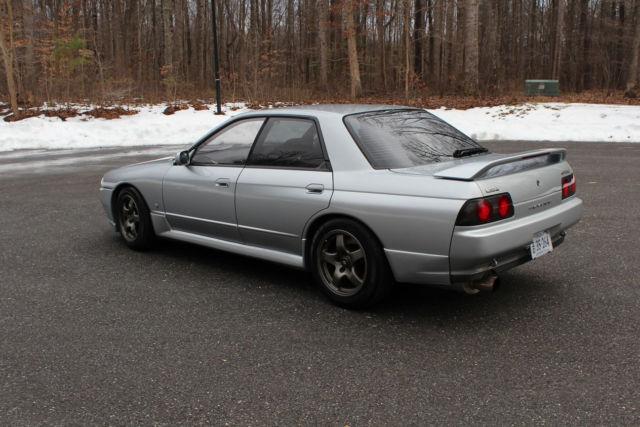 1990 Nissan R32 Skyline Gts T Type M 4 Door 100 Legal