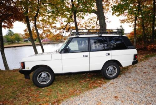1990 range rover county classic swb stunning. Black Bedroom Furniture Sets. Home Design Ideas