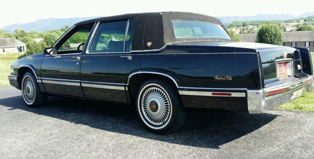 1991 Cadillac Sedan Deville Rolls Royce Package For