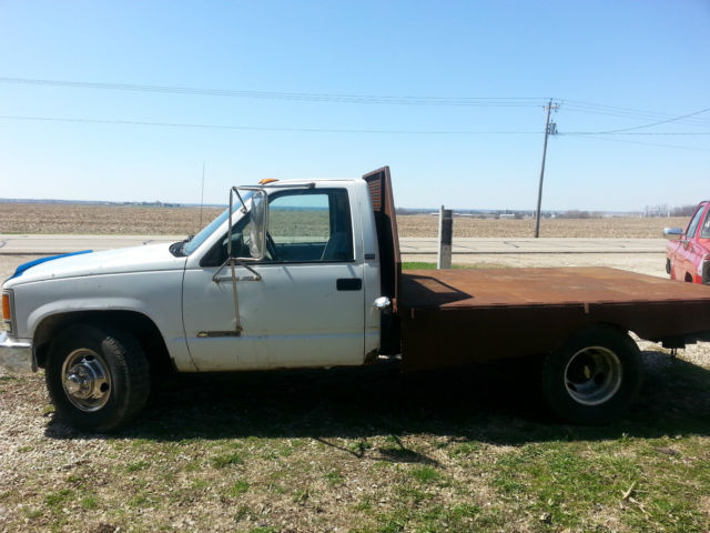 Dodge Dually Bed For Sale Craigslist >> 1991 Chevy Silverado 3500 Crew Cab 4x4 Dually Washington .html   Autos Weblog