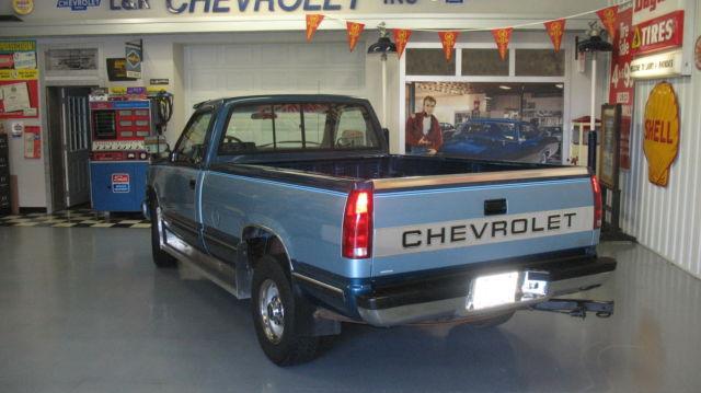 1991 Chevy Pickup Rust Free 2500 454 Engine 7 4 2 Tone