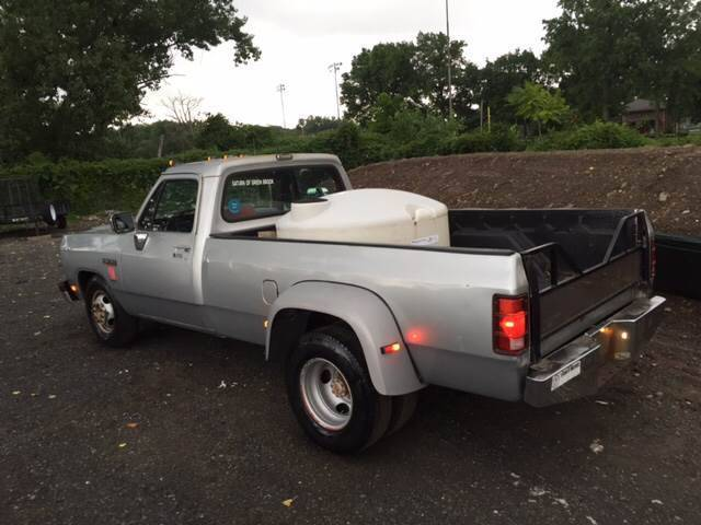 1991 Dodge RAM 350 Dually Pickup : 5.9L i6 Cummins Turbo Diesel : No Reserve!