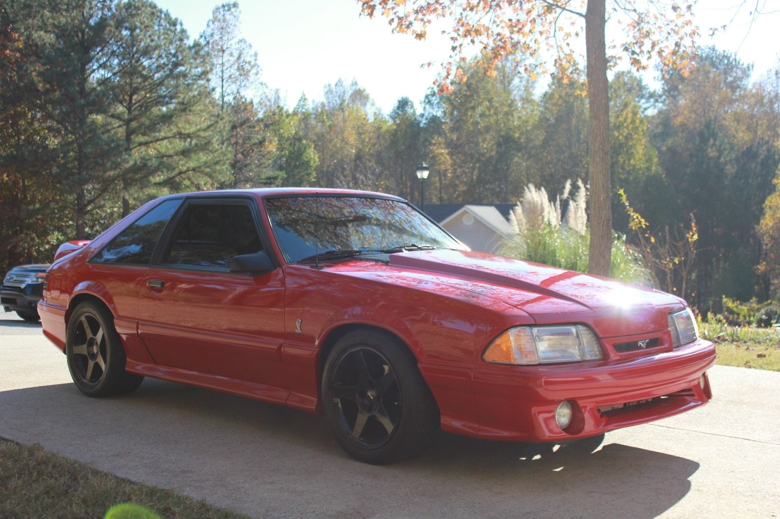 1991 Ford Mustang Gt Cobra Hatchback 2 Door 5 0l
