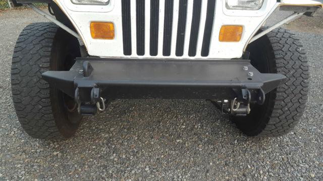 1991 Jeep Wrangler YJ Renegade 40 High Output