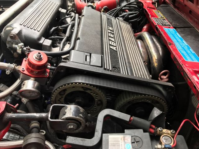 1991 Lancia Delta Integrale Evo 55k Miles Forged engine ...