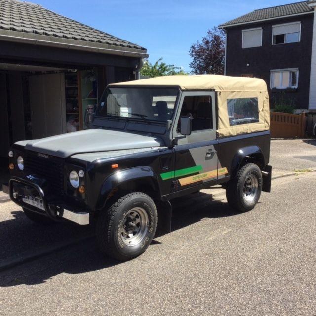 1991 Land Rover Defender 90 Soft Top 200 TDI 50Kmiles