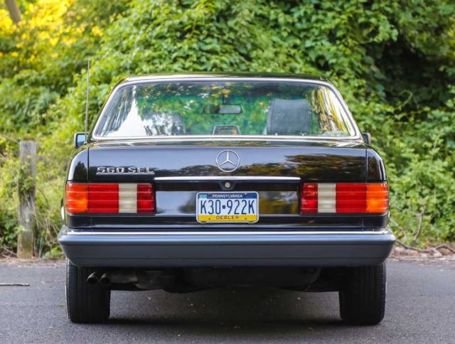1991 Mercedes 560 SEL RARE LOW 93K Mi Florida Car Collectible CARFAX