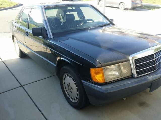 1991 mercedes benz 190e 2 3 for Mercedes benz for sale charlotte nc