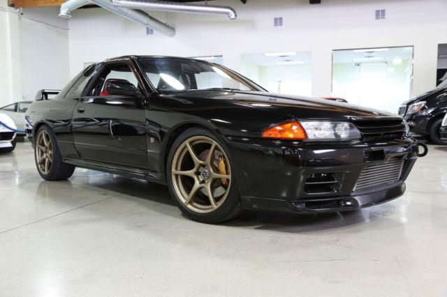 1991 Nissan Skyline Gt R R32 Legal Import Rb26 N1 Big Turbo Big
