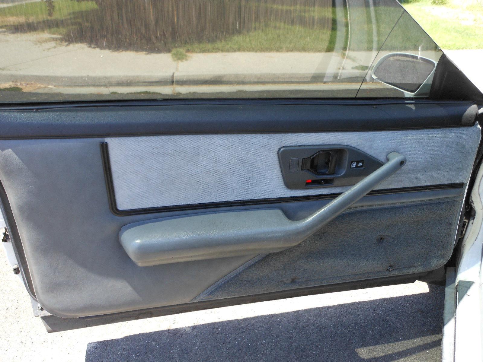 1991 Pontiac Tojan firebird camaro
