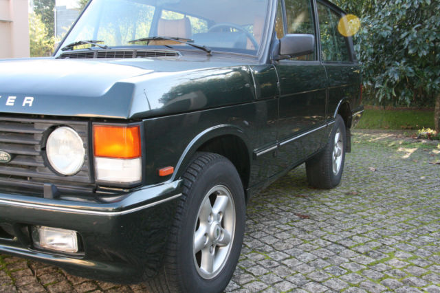1991 range rover classic v8 2 door. Black Bedroom Furniture Sets. Home Design Ideas