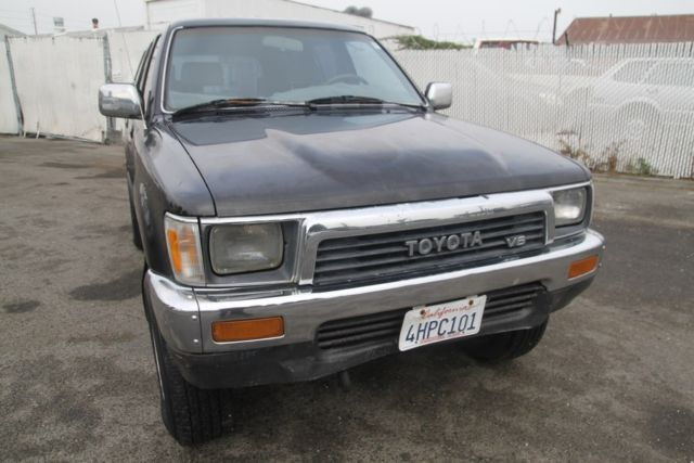 1991 toyota 4runner sr5 automatic 6 cylinder no reserve. Black Bedroom Furniture Sets. Home Design Ideas