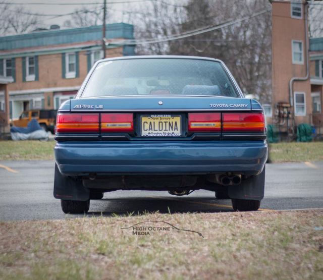 1991 Toyota Camry Alltrac TURBO AWD