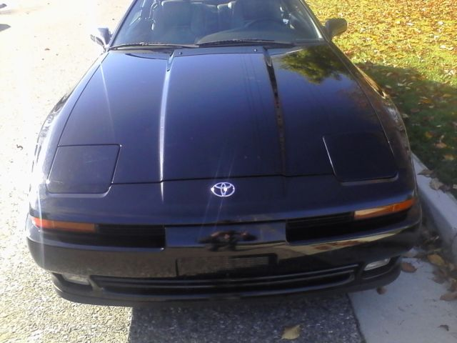 1991 Toyota SUPRA TURBO ALMOST PERFECT CALIFORNIA CAR 62k Miles GARAGED