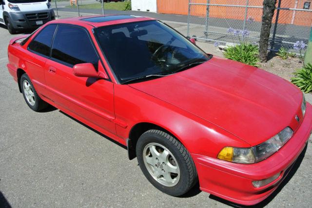 1992 Acura Integra GS R 17L VTEC