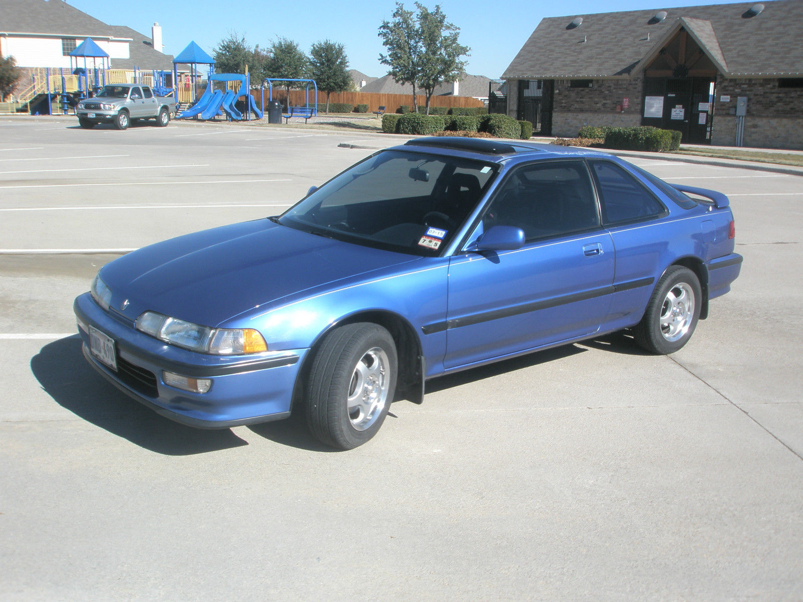 1992 Acura Integra LS Hatchback 3 Door 18L