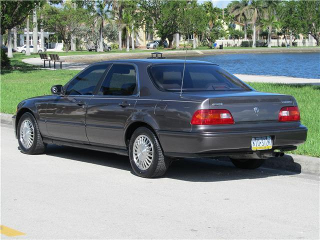 ACURA LEGEND OWN LOW K MILE CLEAN CARFAX NON SMOKER RUST - Acura legend 1992 for sale