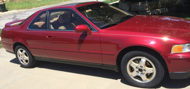 1992 Acura Legend 2 Door LS Coupe With 46962 Actual Miles One Owner Car