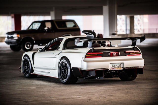 1992 acura nsx custom supercharged widebody new conversion fully built mint. Black Bedroom Furniture Sets. Home Design Ideas