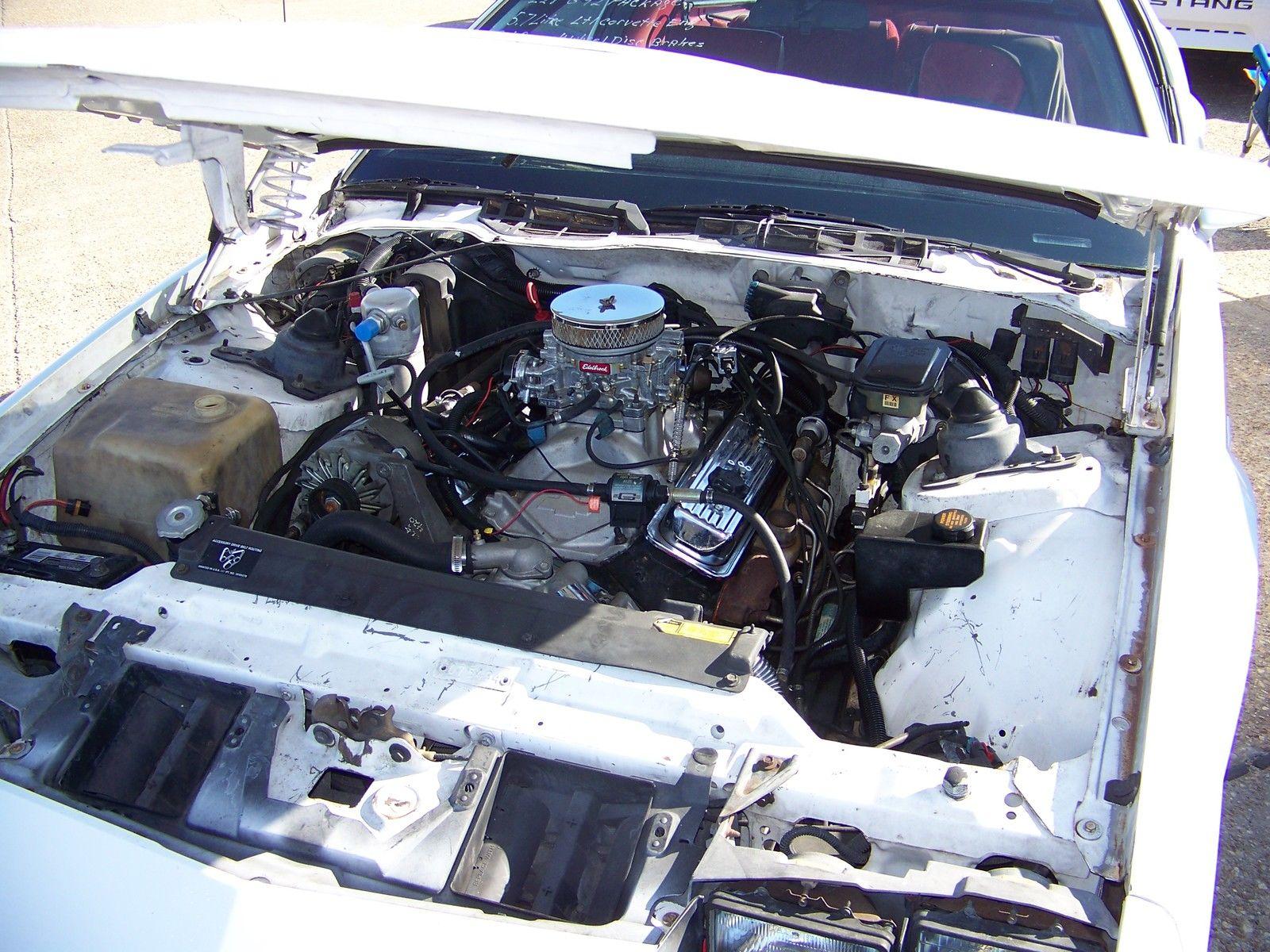 1992 Chevy Z28 G92 Package Camaro Lt1 350 Corvette Eng 700