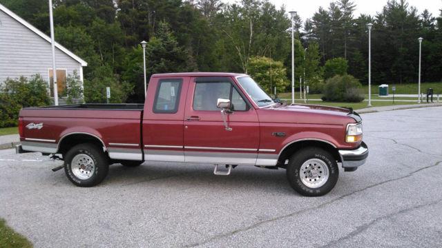 Used Cars Texarkana >> 1992 Ford F-150 4x4 Extended Cab - 57,000 Original Miles