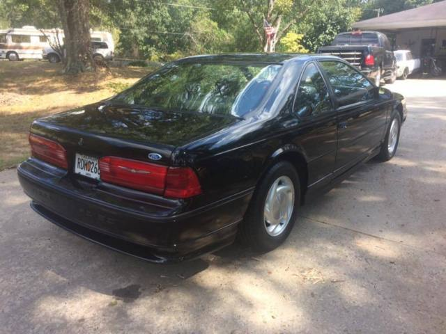 1992 Ford Thunderbird Super Coupe