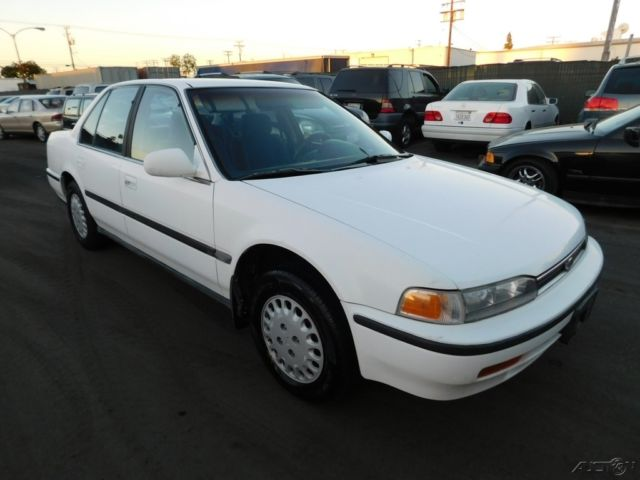 1992 honda accord manual transmission for sale