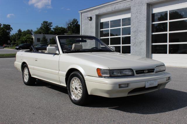 1992 Infiniti M30 Like E30 Convertible Clean Serviced