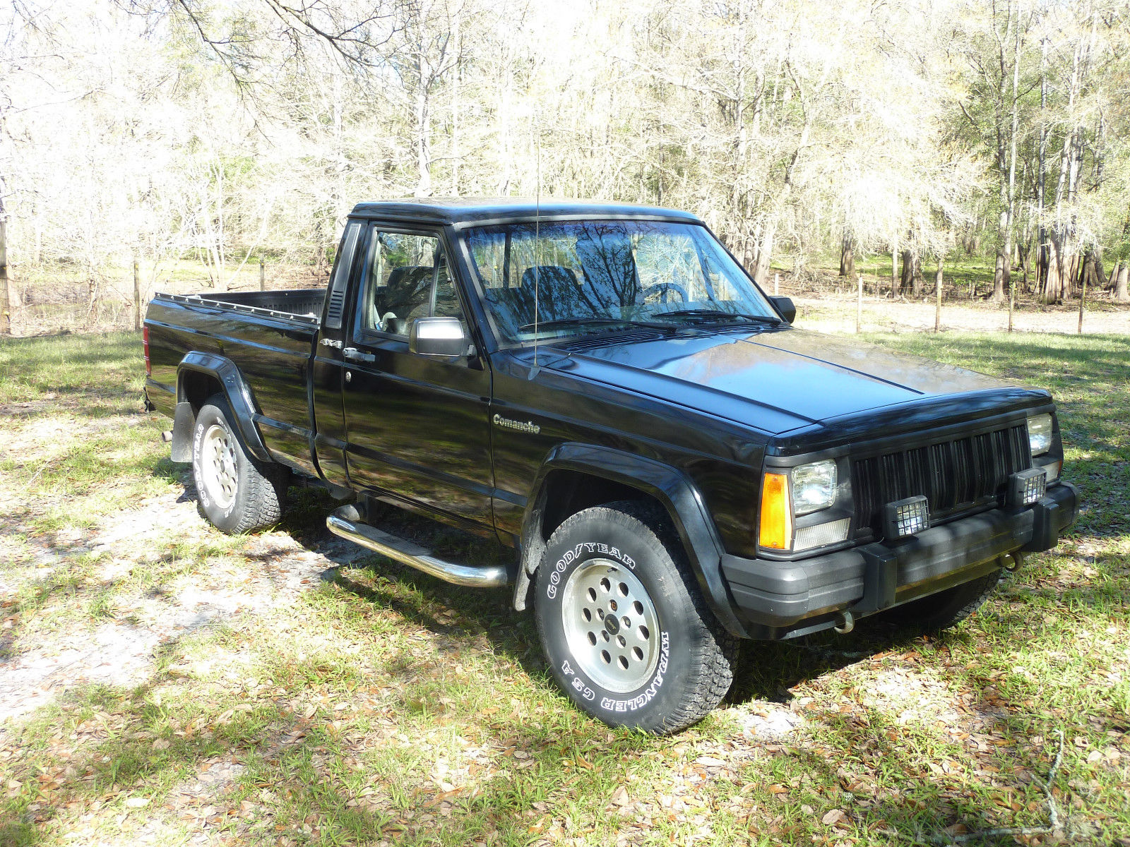 1992 jeep comanche eliminator standard cab pickup 2 door 4 0l. Black Bedroom Furniture Sets. Home Design Ideas