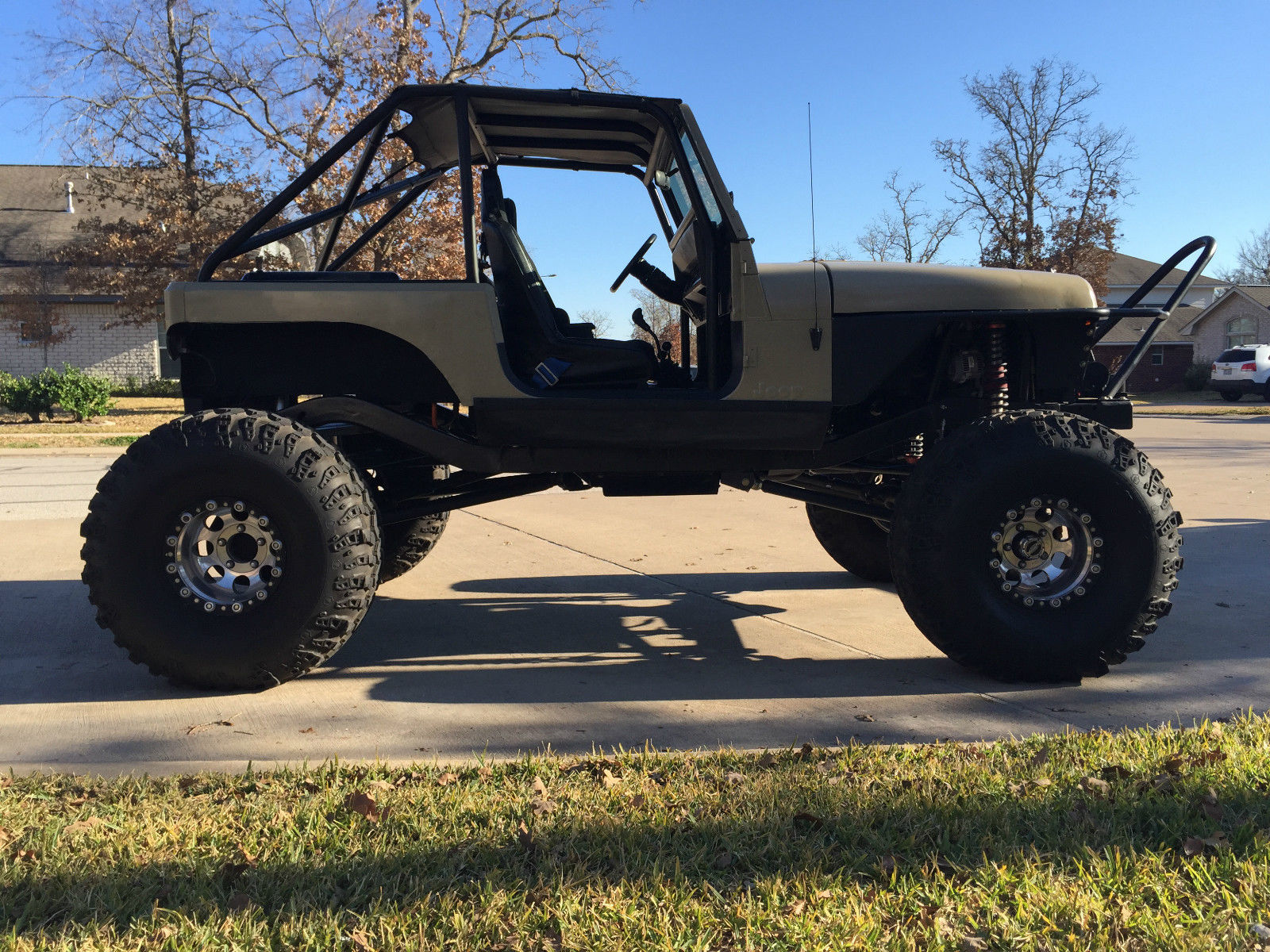 Jeep Wrangler Tj Build >> 1992 Jeep Wrangler YJ Custom Rock Crawler Street Legal for sale in College Station, Texas ...