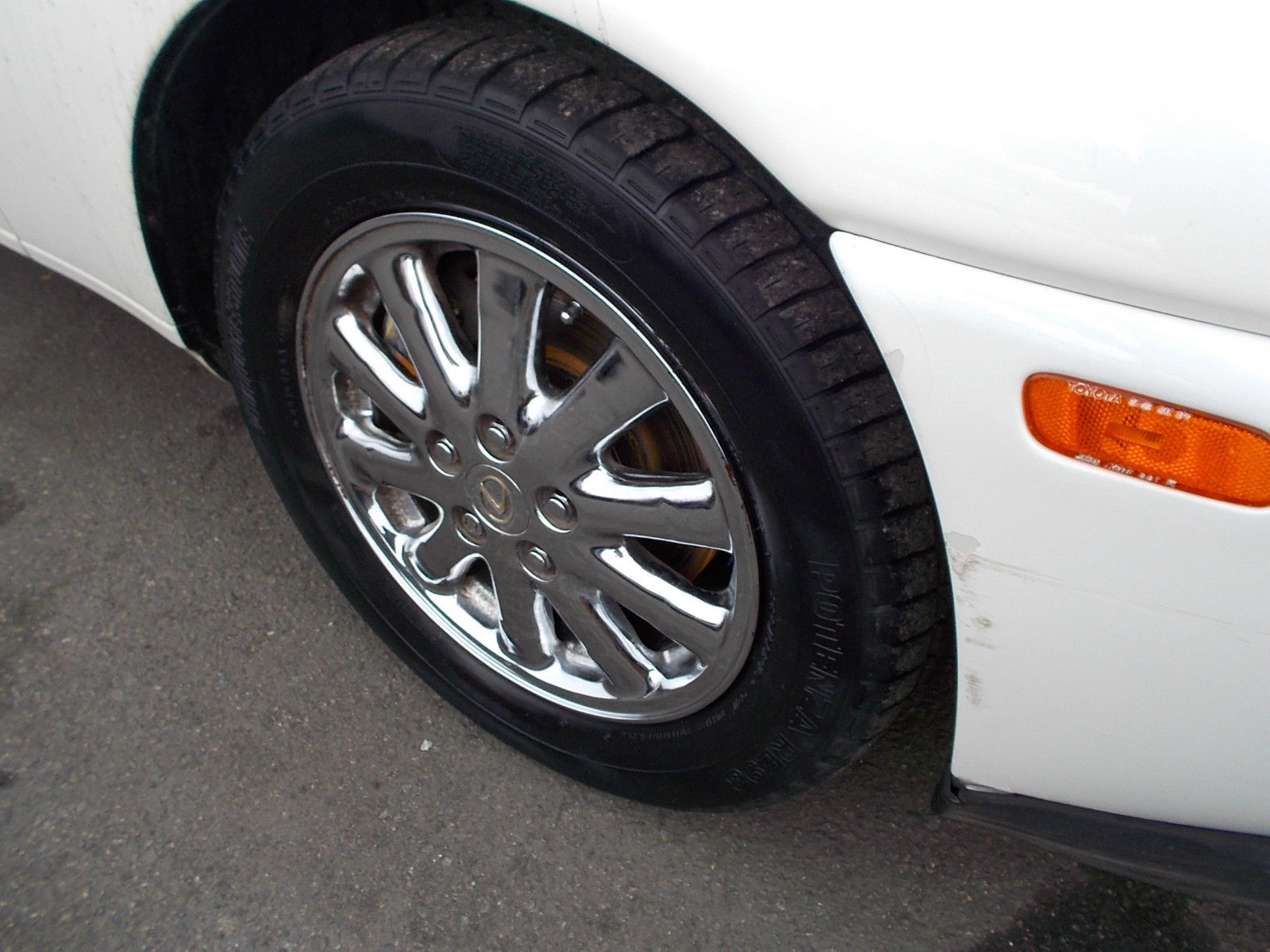 1992 Lexus Sc400 Base Coupe 2 Door 40l No Reserve Parts