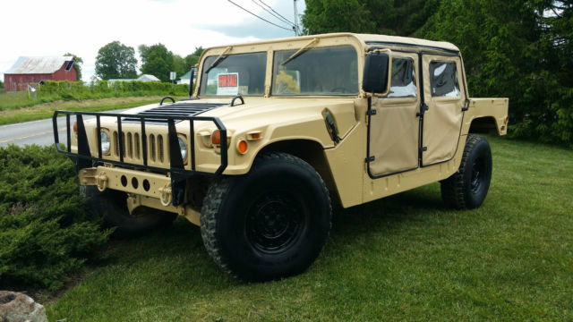 1992 m998 humvee h1 hummer hmmwv excellent condition for West virginia department of motor vehicles phone number