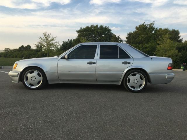 1992 Mercedes Benz 500e W124 V8 E Class Sel Limited Amg Wheels