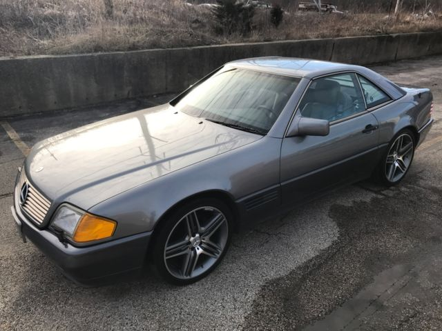 1992 mercedes benz sl500 low mileage for 1992 mercedes benz sl500