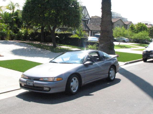 1992 Mitsubishi Eclipse GSX