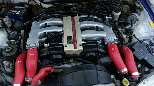 1992 Nissan 300zx Twin Turbo With Injector And Computer