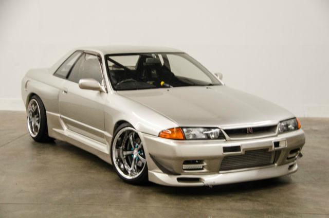 1992 Nissan Skyline Gt R R32 Fully Built Mint 3 2 Turbo Recaro Best
