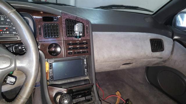 svx manual transmission