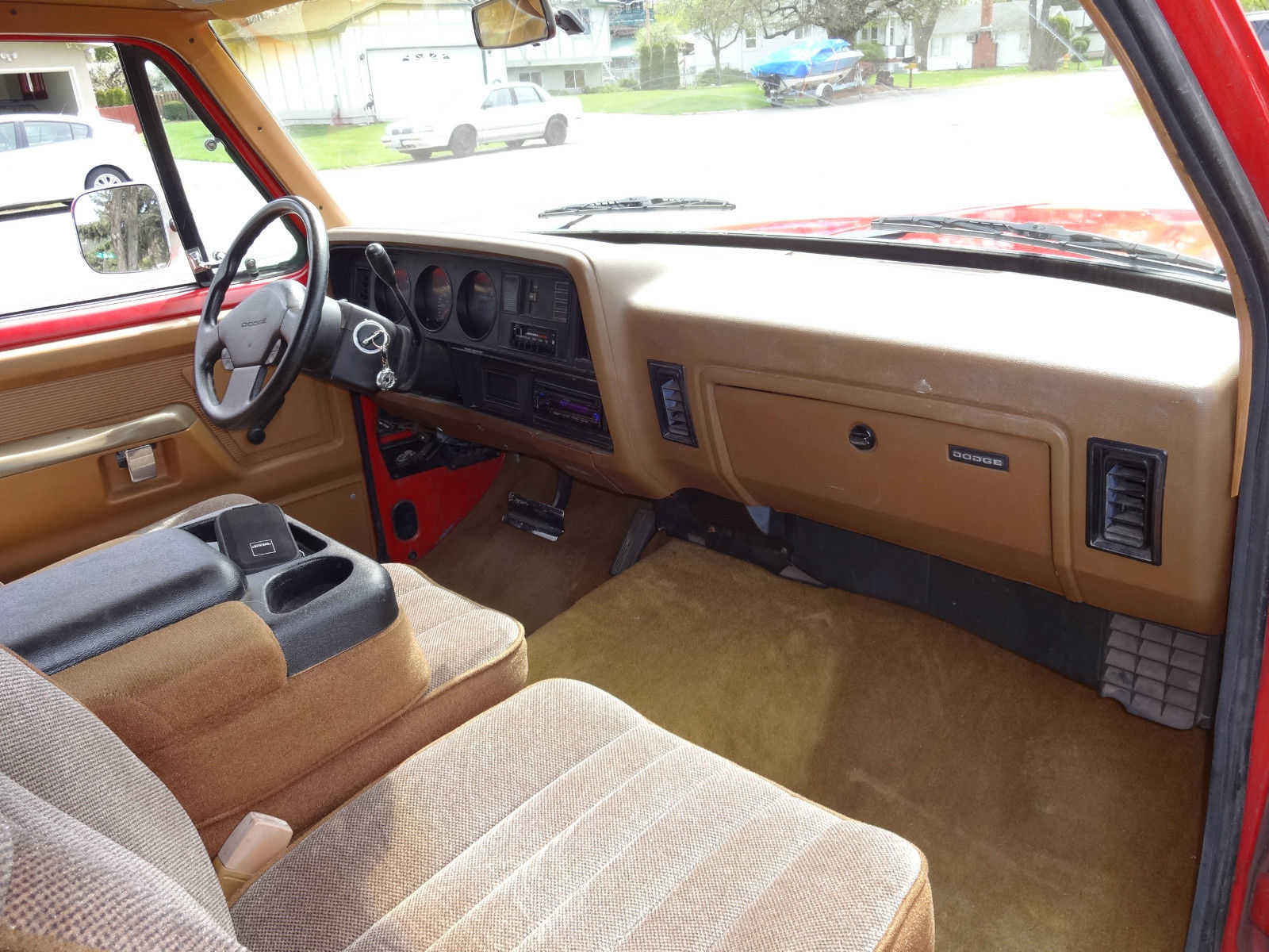 1993 2wd Ramcharger