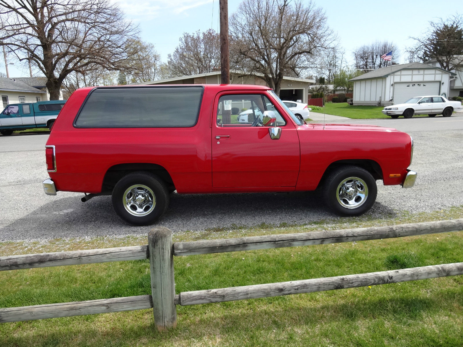 Wd Ramcharger on Dodge 318 Engine Fuel Injected