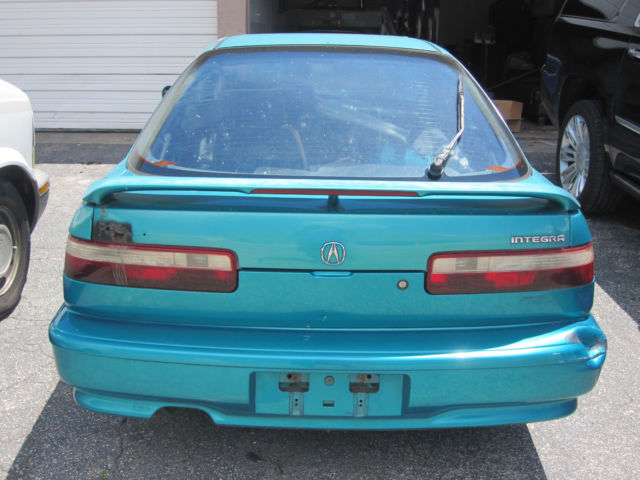 Acura Integra For Parts Only - Acura integra parts for sale