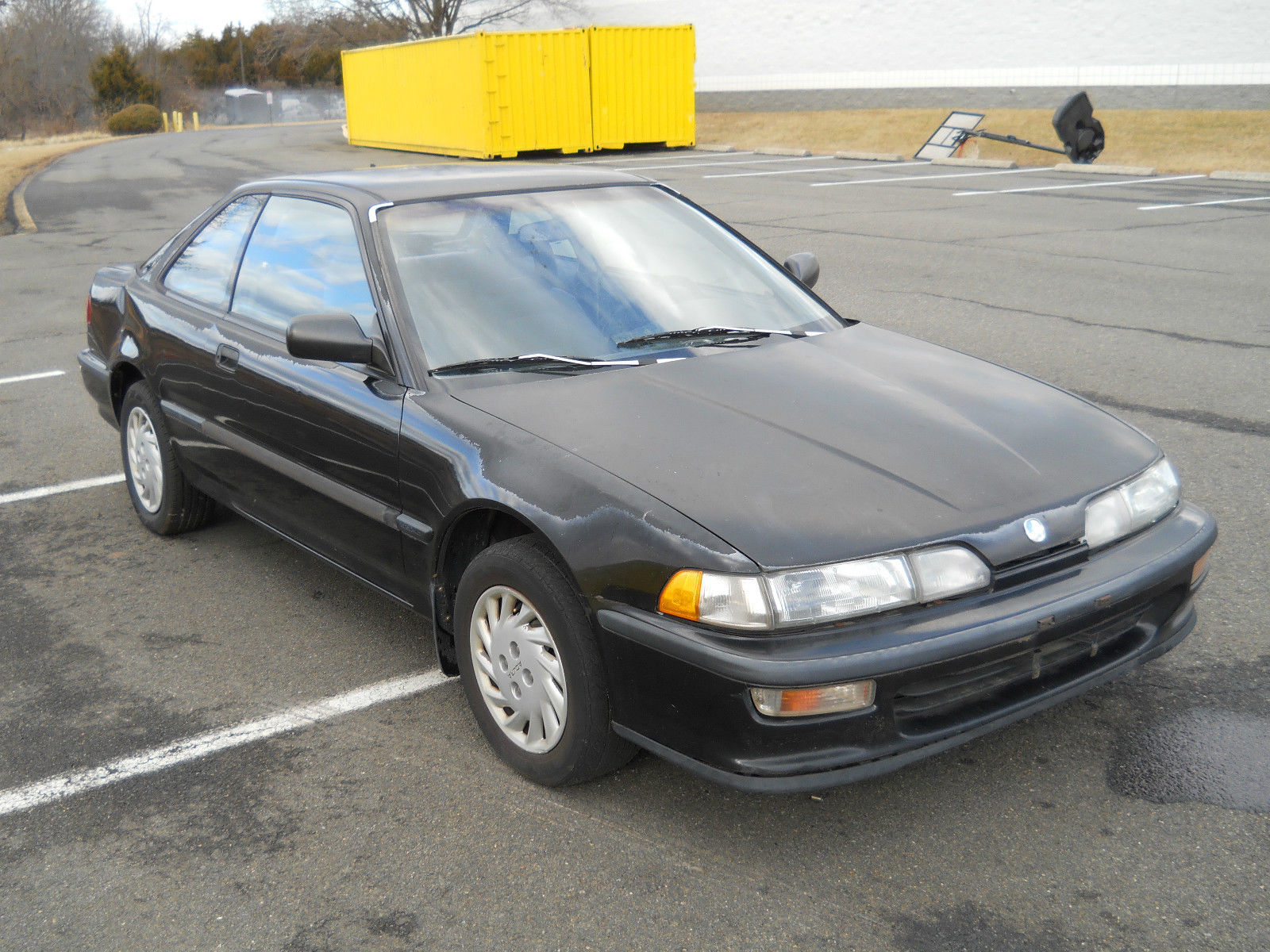 Acura Integra RS Hatchback Door L With Manual Transmission - 1993 acura integra for sale
