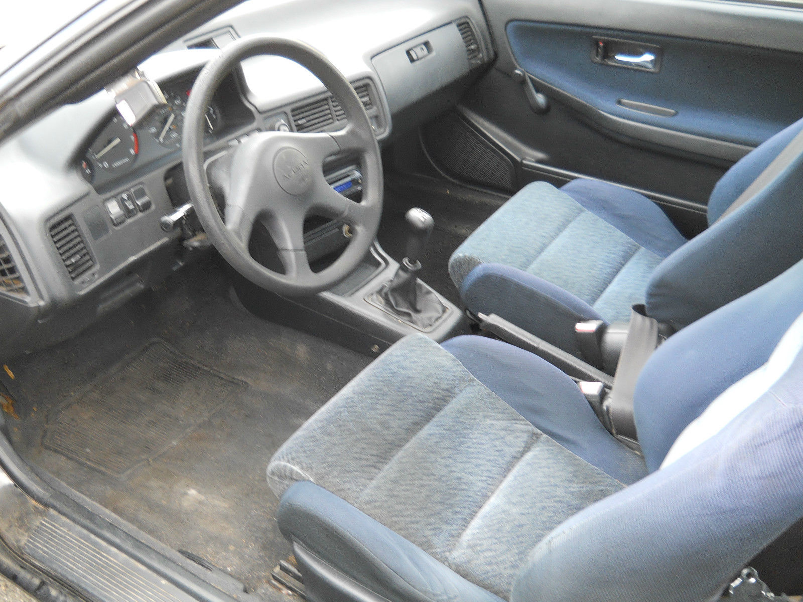 Acura Integra RS Hatchback Door L With Manual Transmission - Acura integra manual transmission