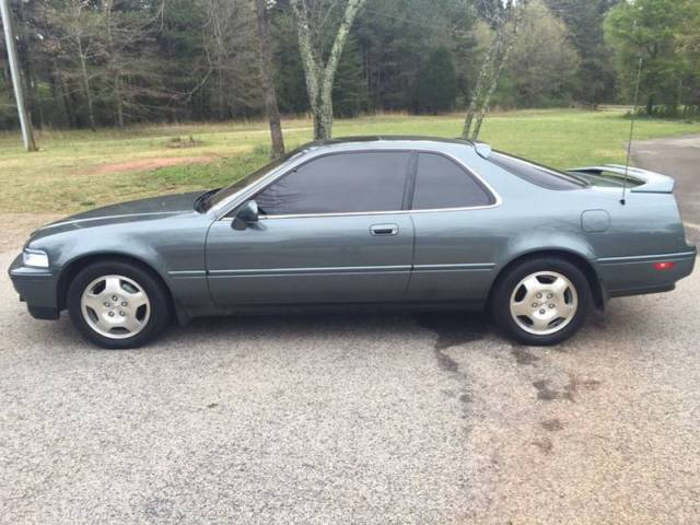 Acura Legend LS Dr Coupe Manual Speed V Type II Engine - 1993 acura legend for sale