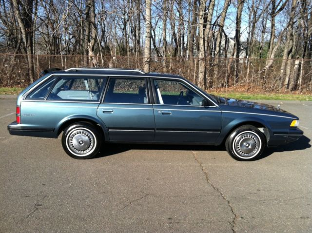 1993 Buick Century Special Wagon Only 79k One Owner Estate Vehicle