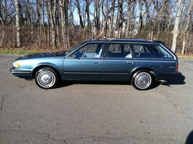 1993 buick century special wagon only 79k one owner. Black Bedroom Furniture Sets. Home Design Ideas